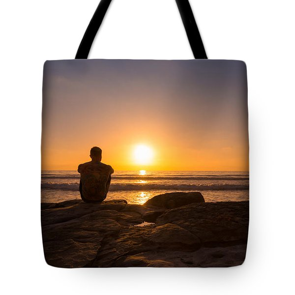 The View Wide Crop Tote Bag
