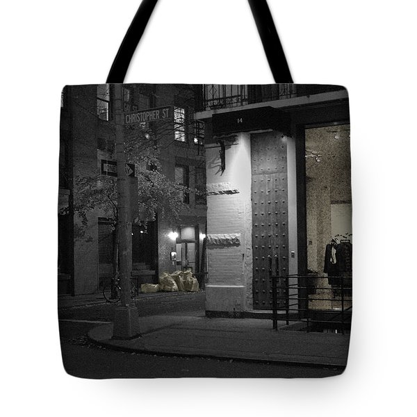 The Village Always New Tote Bag