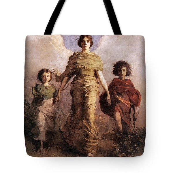 The Virgin Tote Bag