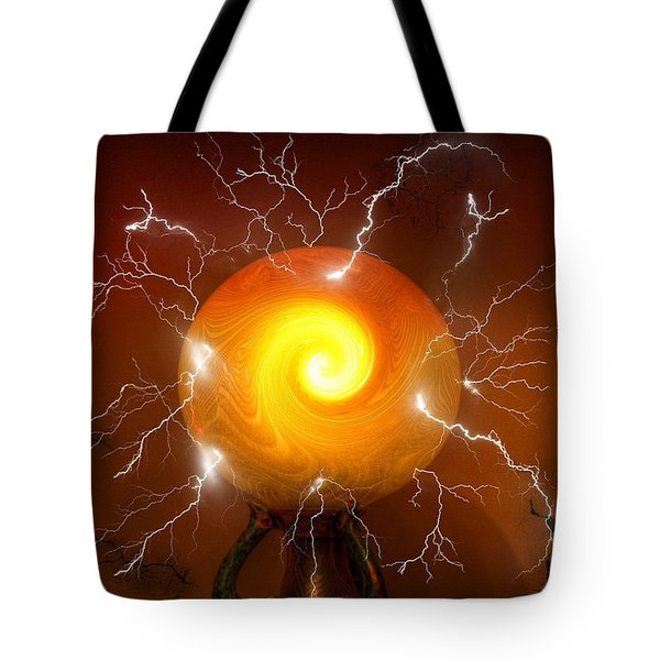 The Vision Tote Bag by Dan Stone