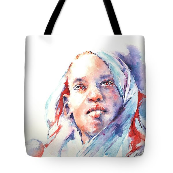 The Visionary Tote Bag by Stephie Butler