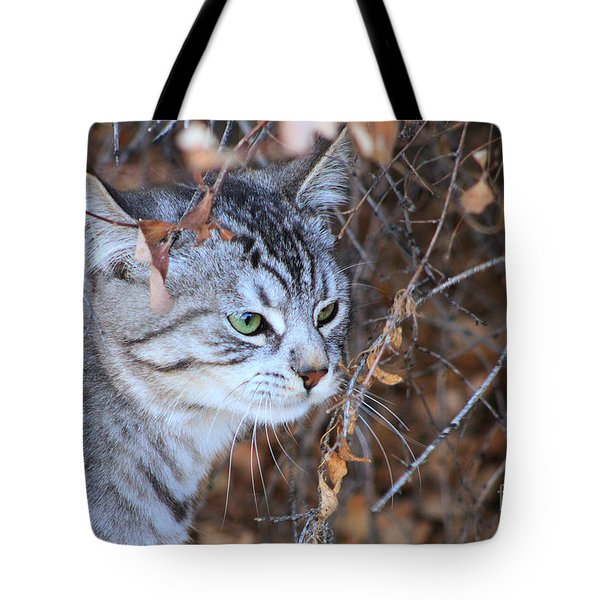 The Visitor Tote Bag by Alyce Taylor