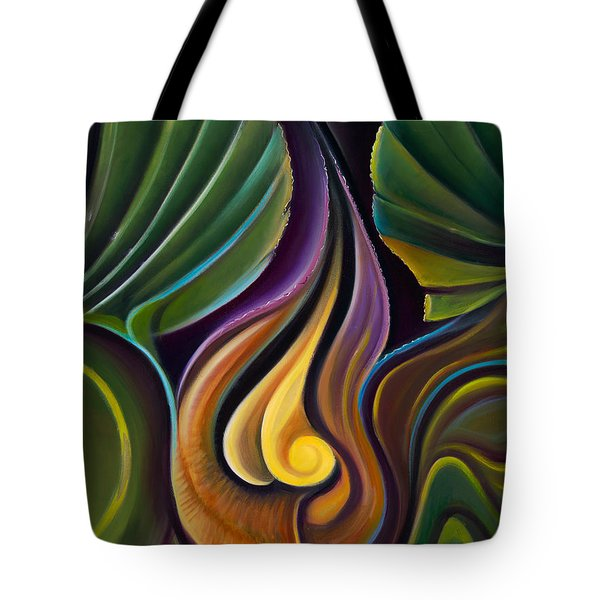 The Visitor I Tote Bag