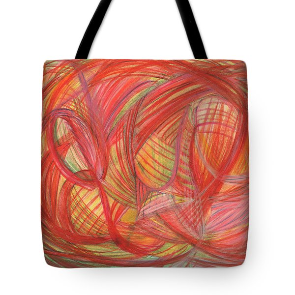 The Voice Of Daring Tote Bag