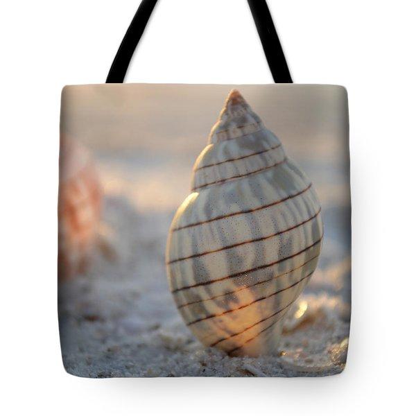 The Voice Of The Sea Tote Bag by Melanie Moraga