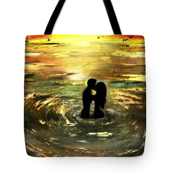 The Vow Tote Bag