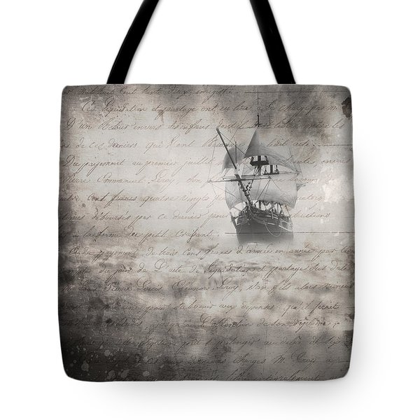 The Voyage Tote Bag by Edward Fielding