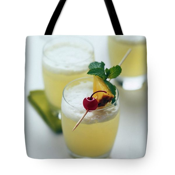 The Wahine Cocktail Tote Bag
