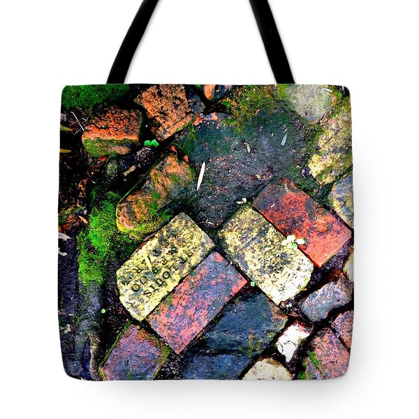 The Walk Home Tote Bag