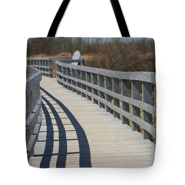 The Walkway Tote Bag