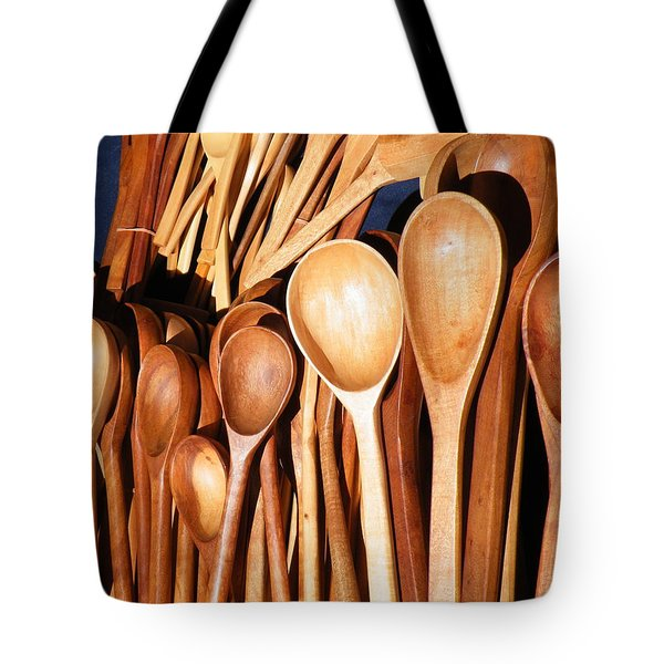 Tote Bag featuring the photograph The Warmth Of Spooning by Brian Boyle