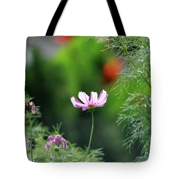 Tote Bag featuring the photograph The Warmth Of Summer by Thomas Woolworth