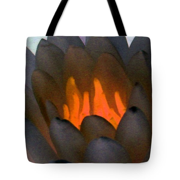 Tote Bag featuring the photograph The Water Lilies Collection - Photopower 1044 by Pamela Critchlow