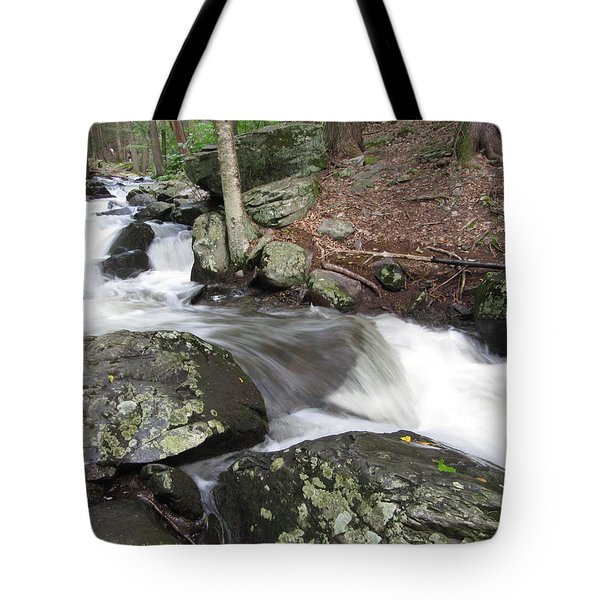 Tote Bag featuring the photograph The Watering Place by Richard Reeve