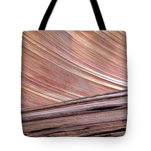 'the Wave' North Coyote Buttes 02 Tote Bag