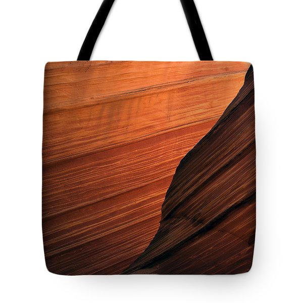 'the Wave' North Coyote Buttes 47 Tote Bag