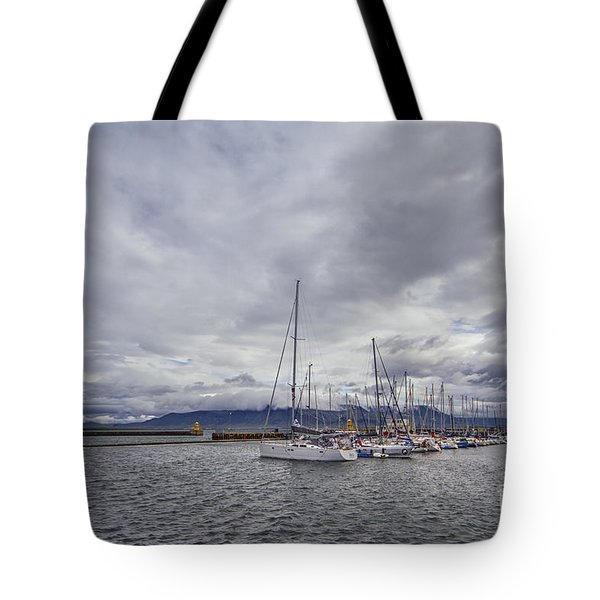 The Waves Of Destiny Tote Bag