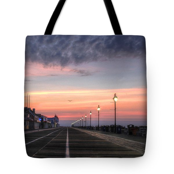 The Way I Like It Tote Bag by Lori Deiter