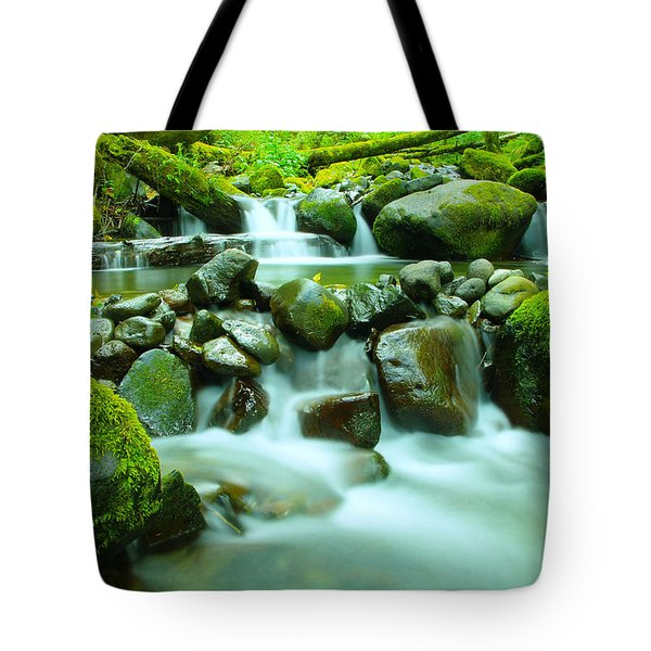 The Way Of Healing Water  Tote Bag