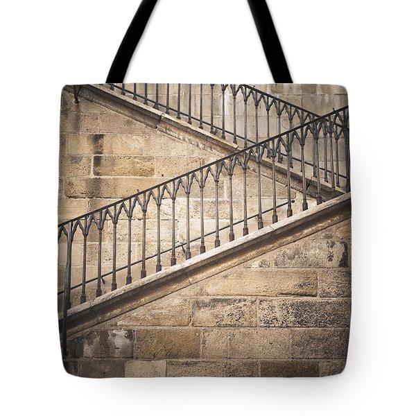 The Way Up Tote Bag