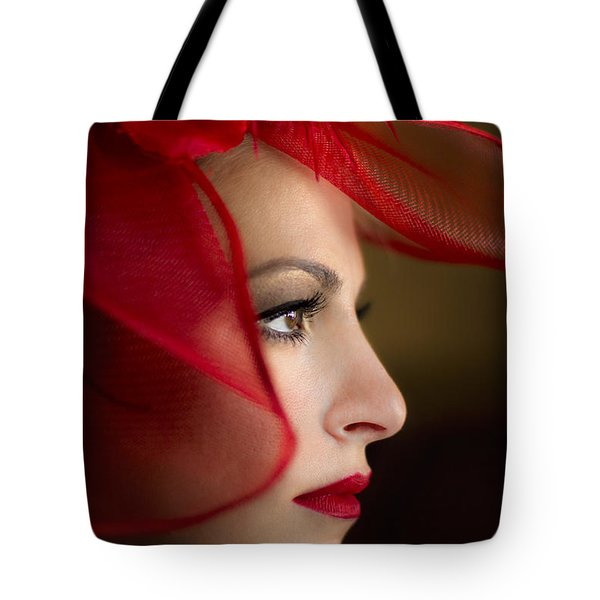 The Way You Look Tonight Tote Bag by Evelina Kremsdorf