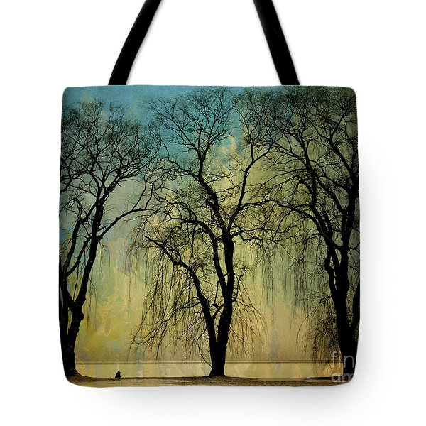 The Weeping Trees Tote Bag