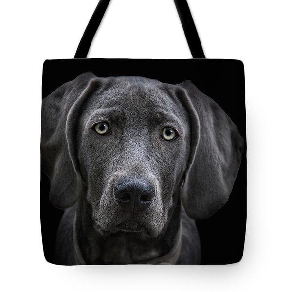 The Weimaraner Tote Bag