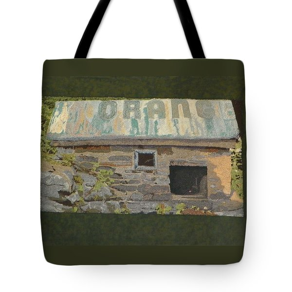 The Well House  Tote Bag by Jenny Williams