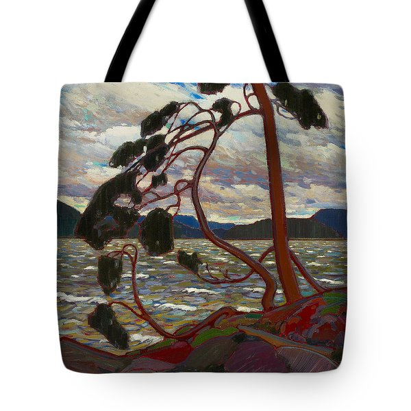 The West Wind Tote Bag