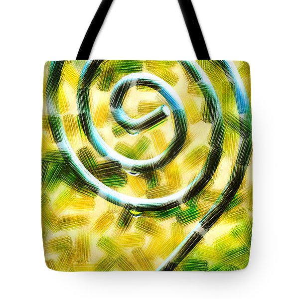 The Wet Whirl  Tote Bag by Steve Taylor