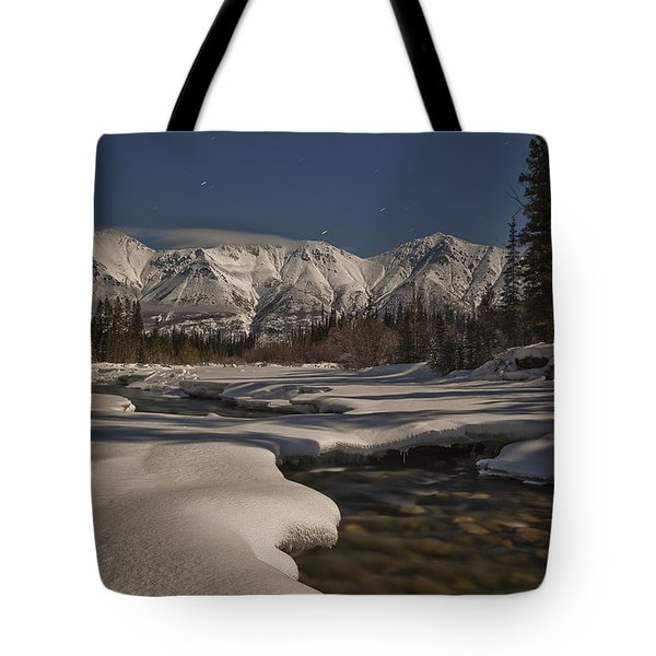 The Wheaton River Valley Lit By The Tote Bag by Robert Postma