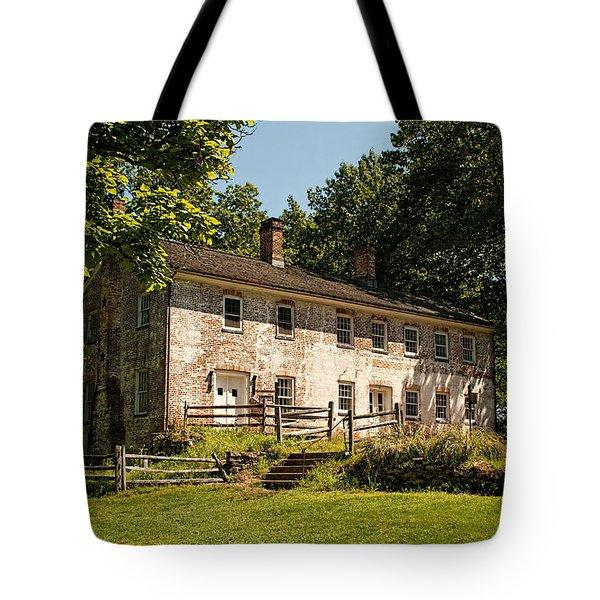 The Wheelwright Shop - Allaire  Tote Bag