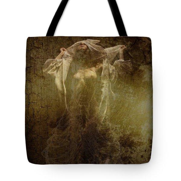 The Whisper Tote Bag