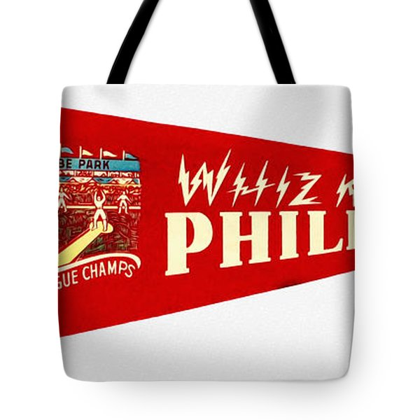 The Whiz Kids Tote Bag by Bill Cannon