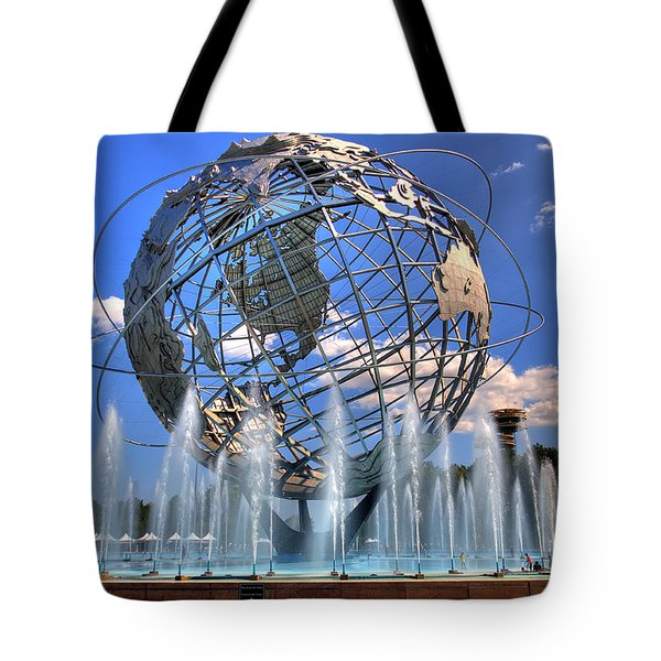 The Whole World In My Hands Tote Bag