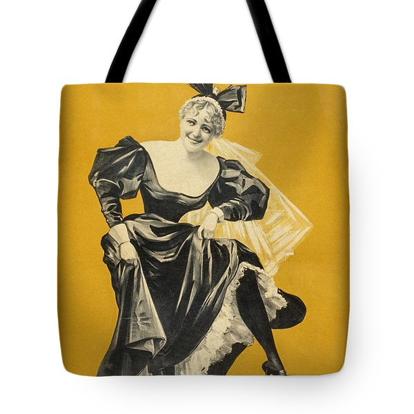 The Widow Tote Bag by Aged Pixel