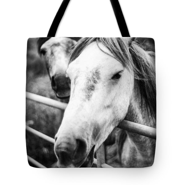 The Wild Horses Tote Bag