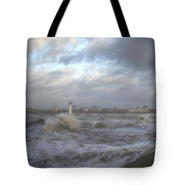 The Wild Mersey 2 Tote Bag