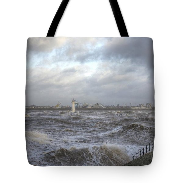 The Wild Mersey Tote Bag