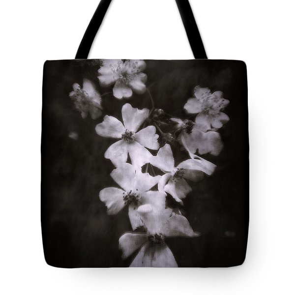 The Wild Roses Tote Bag by Louise Kumpf