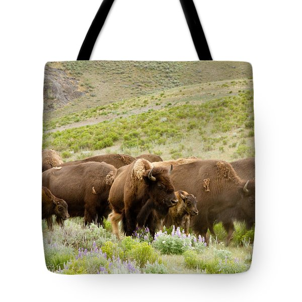 The Wild West Tote Bag by Bill Gallagher