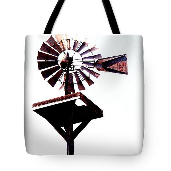 The Windmill Tote Bag by Avis  Noelle