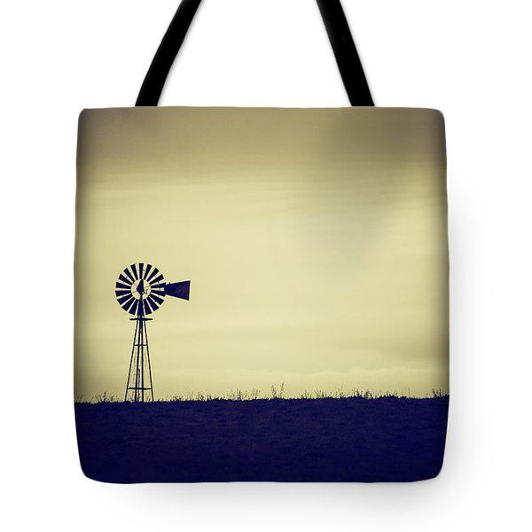 The Windmill Tote Bag by Karol Livote