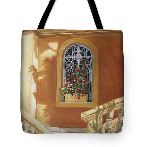 The Window Box Tote Bag