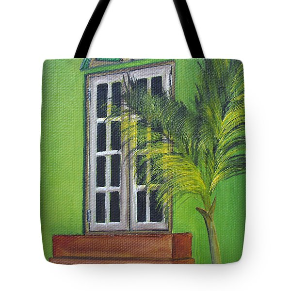 The Window Tote Bag