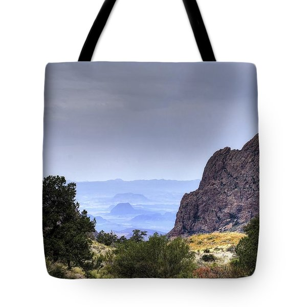 The Window View Tote Bag