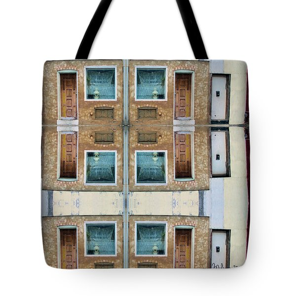 The Windows Of The Soul  Tote Bag