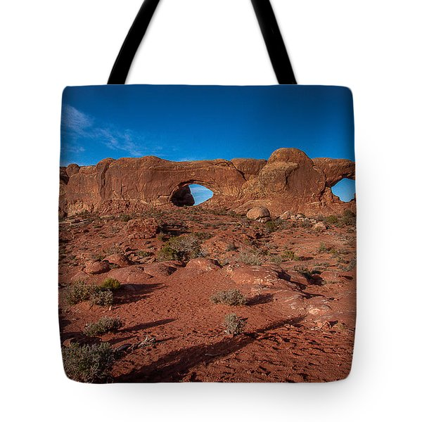The Windows Tote Bag