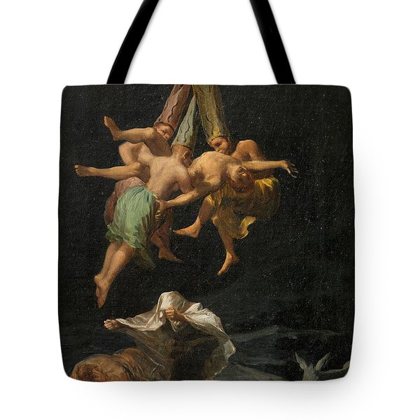 The Witches' Flight Tote Bag