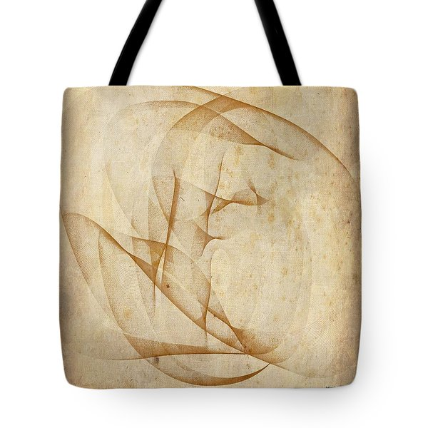 The Womb Tote Bag by Marian Palucci-Lonzetta